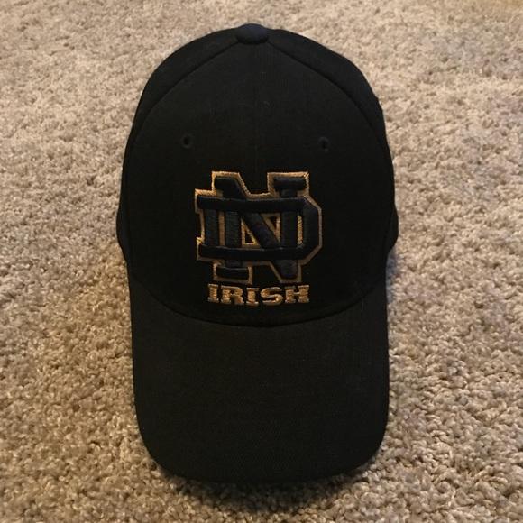 af803a9ae86ac Notre Dame Fighting Irish Black Hat